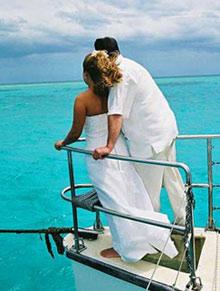 Медовый месяц на яхте