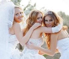 Молодость, свадьба и красота