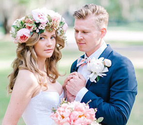 познакомиться с молодым на свадьбу
