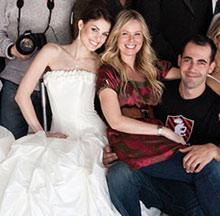 оригинальная невеста не ревнует