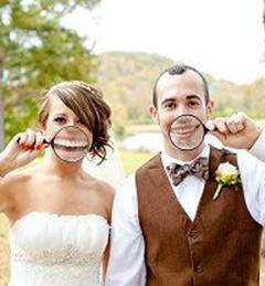 Свадебные улыбки