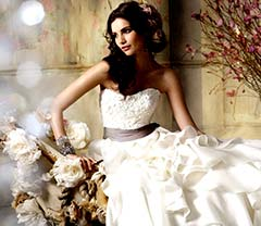 невеста в образе