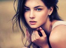 девушка модель